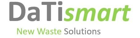 Logo datismart new waste solutions
