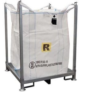 Support big bag 1 m³